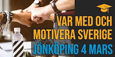 Var med och motivera Sverige! Utbilda dig inom Motivation Management tickets