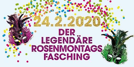Rosenmontagsfasching im PARKS am 24.02.2020