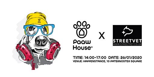 PAAW House x StreetVet