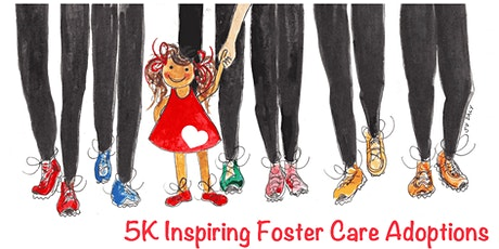 5K Walk & Run for Foster Care and Adoption tickets