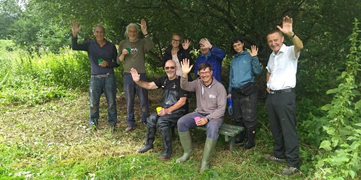 Berrylands Nature Reserve - Community Conservation Volunteering Day