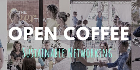 Open Coffee Tenerife - Sustainable Networking entradas