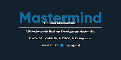 Capital Mastermind - a Fintech-centric Business Development Mastermind
