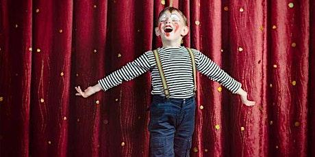 Éveil Théâtral Enfants (7-9 ans) - 75011 - GRATUIT billets