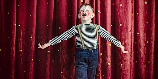 Éveil Théâtral Enfants (7-9 ans) - 75011 - GRATUIT
