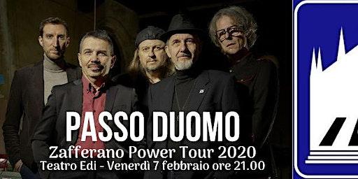 Zafferano Power Tour 2020