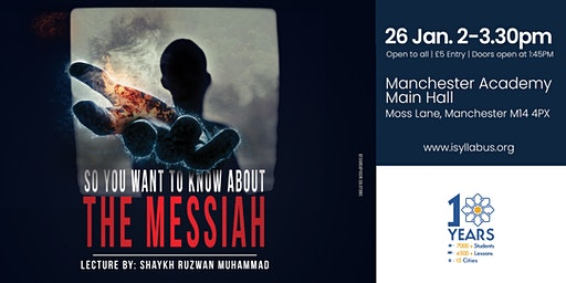 So you want to know about 'The Messiah'?