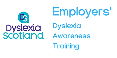 Employers' Dyslexia Awareness Training tickets