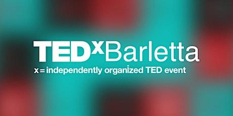 TEDxBarletta biglietti