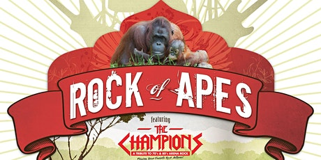 """Rock of Apes VI"" tickets"