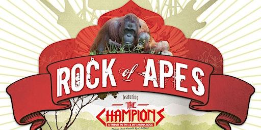 """Rock of Apes VI"""