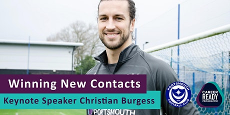 Winning New Contacts 2020 with Christian Burgess tickets