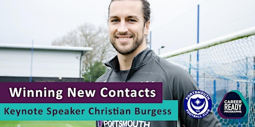 Winning New Contacts 2020 with Christian Burgess