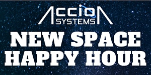 Accion Systems and Techstars New Space Happy Hour!