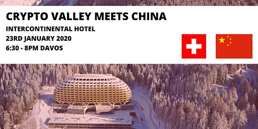 CRYPTO VALLEY MEETS CHINA