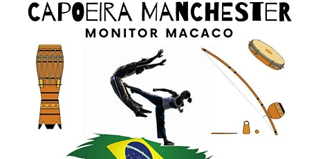 Monday Capoeira Class in Manchester with Monitor Macaco tickets
