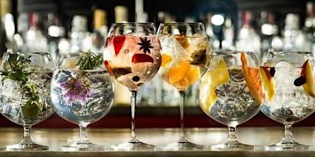 World of Gin Tasting