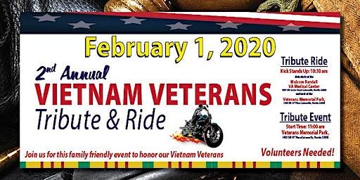 Vietnam Veteran Tribute