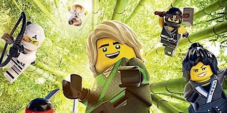 Ninjago Spinners LEGO Workshop - Mill Play Cafe Halifax tickets