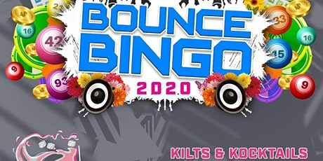 Zander Nation Bounce Bingo Tour 2020 tickets