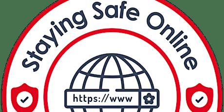 Staying Safe Online Peer Educator awareness workshop tickets