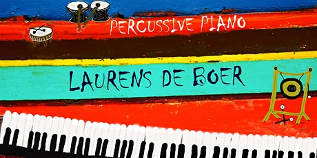 Percussive Piano tickets