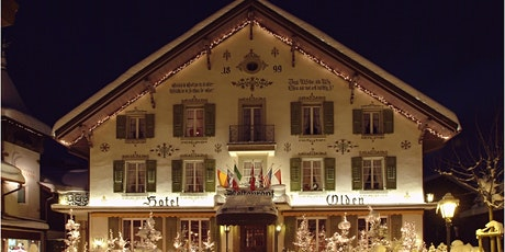 AIAR- 80's & 90's Dinner Gstaad 2020 billets