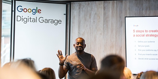 Google Digital Garage with Truro and Penwith College Business