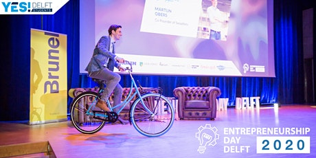 Entrepreneurship Day Delft 2020 tickets
