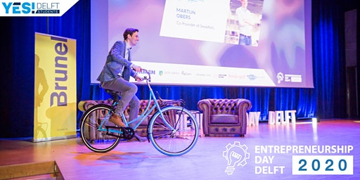 Entrepreneurship Day Delft 2020