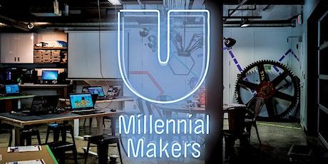 Millennial Makers: My First VR tickets