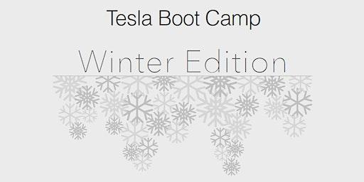 Tesla Lancaster Winter Boot Camp