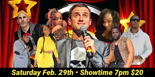Comedy Jam Hosted By Royal Family