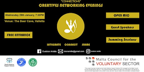 Connections - Creatives Networking Evenings tickets