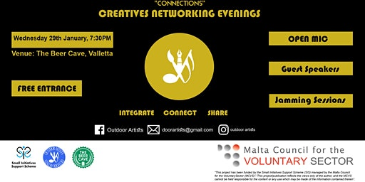 Connections - Creatives Networking Evenings