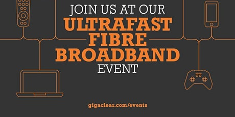 Local Broadband Q and A Event - Warren Row tickets