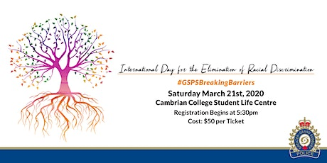 International Day for the Elimination of Racial Discrimination tickets