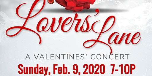 Lover's Lane: An Intimate Valentines' Concert