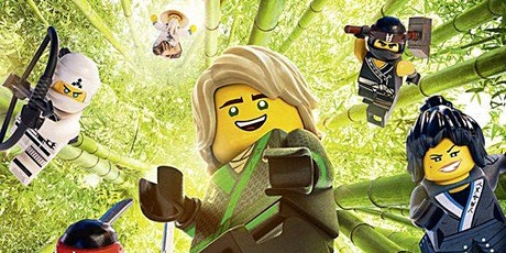 Ninjago Spinners LEGO Workshop - Page Brighouse tickets