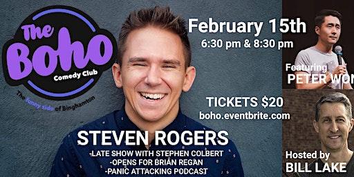 February 15th-Steven Rogers