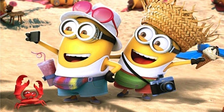 Minions Roadtrip LEGO Workshop - Page Brighouse tickets
