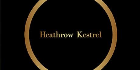 Heathrow Kestrel Sunday Lunch tickets