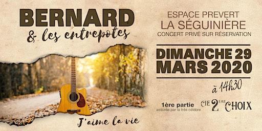 Bernard & Les Entrepotes