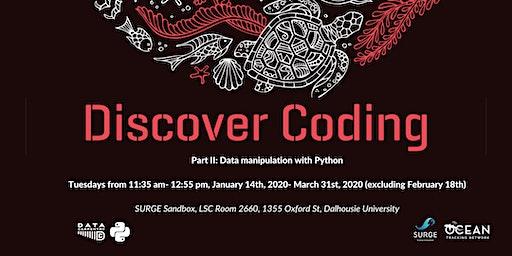 Discover Coding - Python