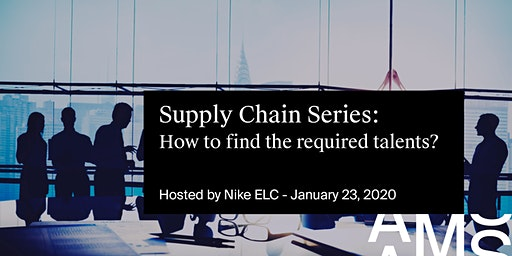 Supply Chain Series: how to find the required talents?