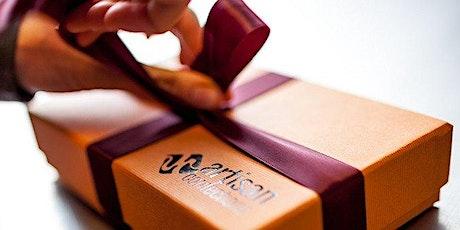 Artisan Chocolate and Dessert Wine Tasting tickets