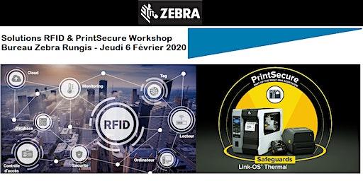 "Zebra – Solutions RFID & ""PrintSecure"" Workshop"