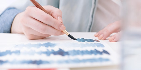 Watercolour Winter Elements Workshop tickets