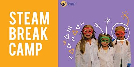 STEAM Break Camp tickets