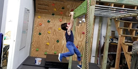 Dragon Fit Ninja Warrior Competition - Kids tickets